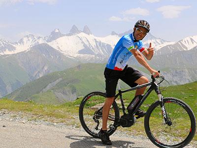 Vélo des Cols